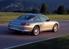 Порше 911, Купе 1997 - 2000 (996) 3.4 Carrera 4