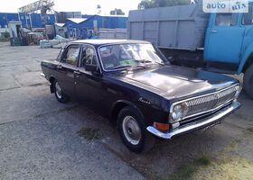 Чорний ГАЗ 24, объемом двигателя 2.4 л и пробегом 23 тыс. км за 1308 $, фото 1