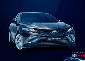 З 12 по 23 липня 2019 року в Тойота Центр Вінниця проходитимуть тест-драйви Нової Toyota Camry Hybrid.
