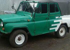 Зеленый УАЗ 31512, объемом двигателя 2.4 л и пробегом 1 тыс. км за 2350 $, фото 1
