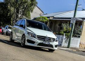 Mercedes-Benz B 200 2015