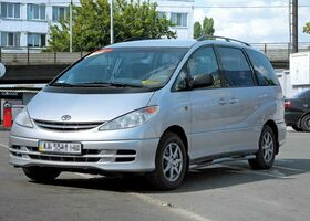 Toyota Previa null