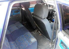 Синий ВАЗ 21099, объемом двигателя 1.5 л и пробегом 84 тыс. км за 1600 $, фото 7