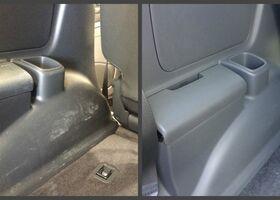 Устранение царапин с панели в салоне автомобиля