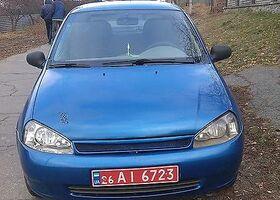 Синій ВАЗ 1118, объемом двигателя 1.6 л и пробегом 149 тыс. км за 3100 $, фото 1
