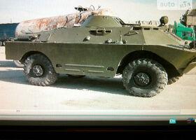 Зеленый БРДМ 2, объемом двигателя 5.5 л и пробегом 1 тыс. км за 10000 $, фото 1