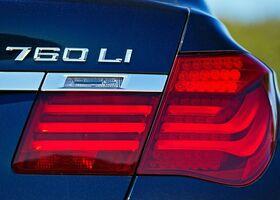 BMW 760 null