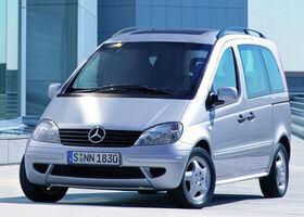 Mercedes-Benz Vaneo null