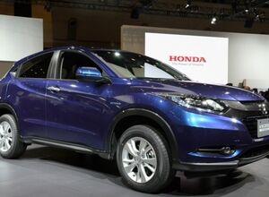 Honda Vezel Mugen 2013