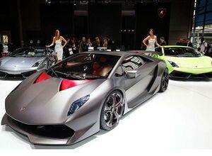 Lamborghini запускает в серию Sesto Elemento