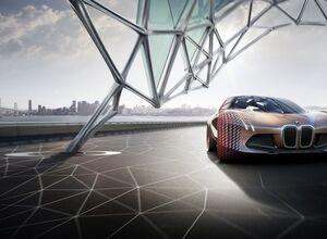 Роскошный электрокроссовер BMW поборется с Tesla Model X и Jaguar I-Pace