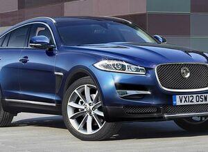 Концепт-кар Jaguar XQ 2015