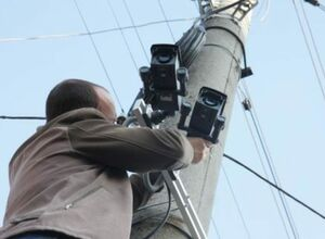 Украинские водители обречены на полицейские засады и радары на дорогах