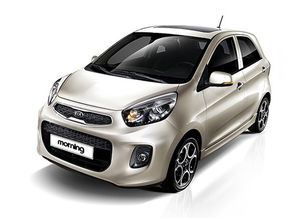 Kia Morning/Picanto 2015