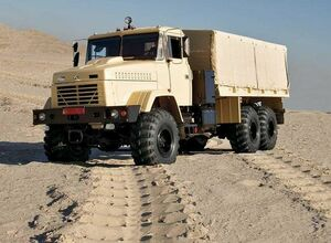 36 автомобилей-шасси КрАЗ-63221 продали Египту
