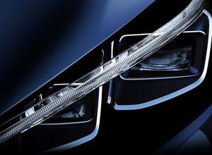 Nissan показала первый тизер «Лифа» нового поколения