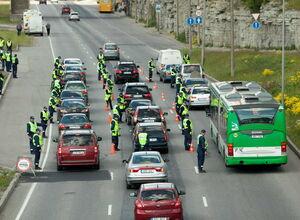 В Европе массово «задувают» водителей