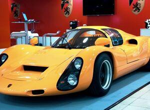Kreisel переделала Porsche 910 в электромобиль (видео)