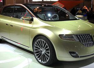 Lincoln MKC готов к премьере