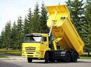 КАМАЗ обновит модельный ряд в течении 5 лет