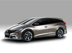 Хонда Цивик 2013