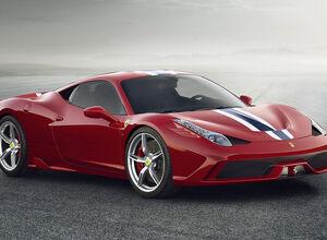 Феррари 458 Италия Специале