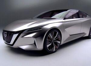 Vmotion 2.0 - Nissan показал будущее подключенных авто на моторшоу в Детройте