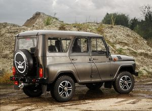 UAZ Patriot Trophy 2013