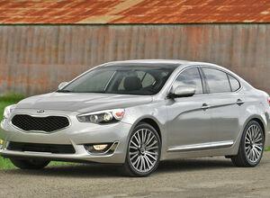 Компания Киа представила новый седан