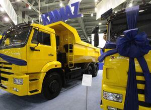 КамАЗ представит городской электромобиль к  2020 году