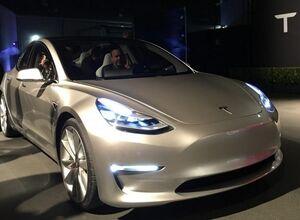 Топовая модификация Tesla Model 3 с батареей 100 кВт*ч выпускаться не будет