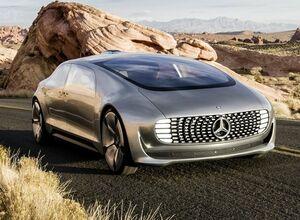 F 015 Luxury от Mercedes-Benz