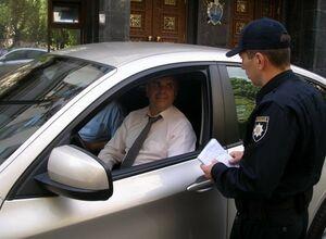 Нові штрафи для українських водіїв