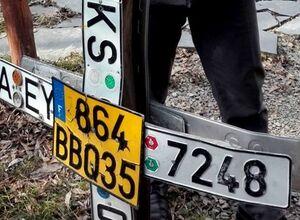 60 гривен в день: Владельцам авто с иностранной регистрацией придумали спецплатеж