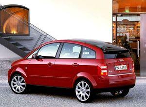 Компактвэн Audi A2