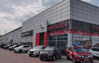 Логотип Премьера Авто Nissan