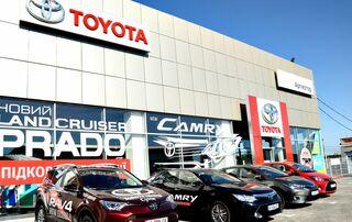 "Купити нове авто  зі знижкою в Сумах у автосалоні ""Тойота Центр Суми «Артмотор»"" | Фото 1 на Automoto.ua"