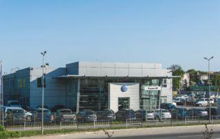 Логотип Альянс-ІФ Volkswagen