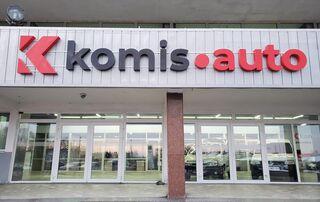 Логотип Komis Auto