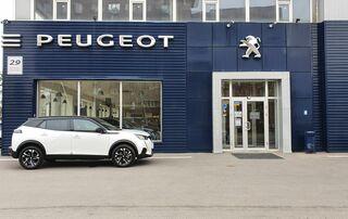 Логотип Авто Граф Ф Peugeot