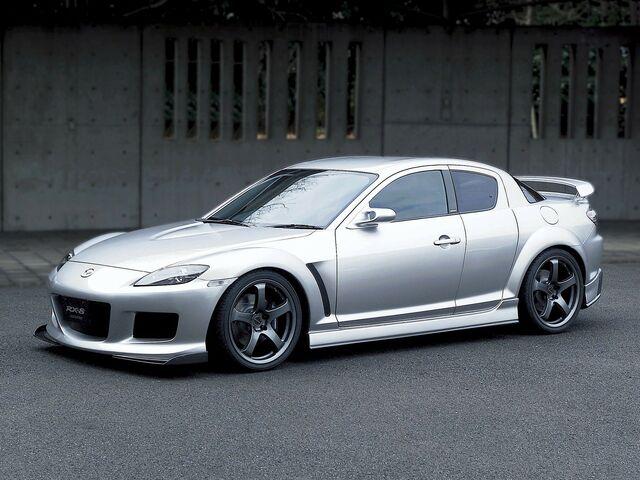 Mazda RX-8 null