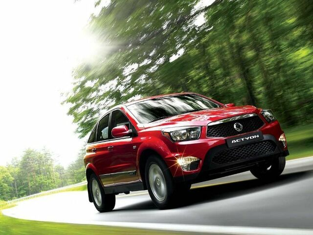 SsangYong Actyon 2016