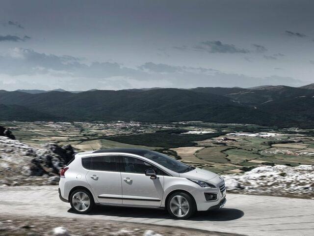 Peugeot 3008 null
