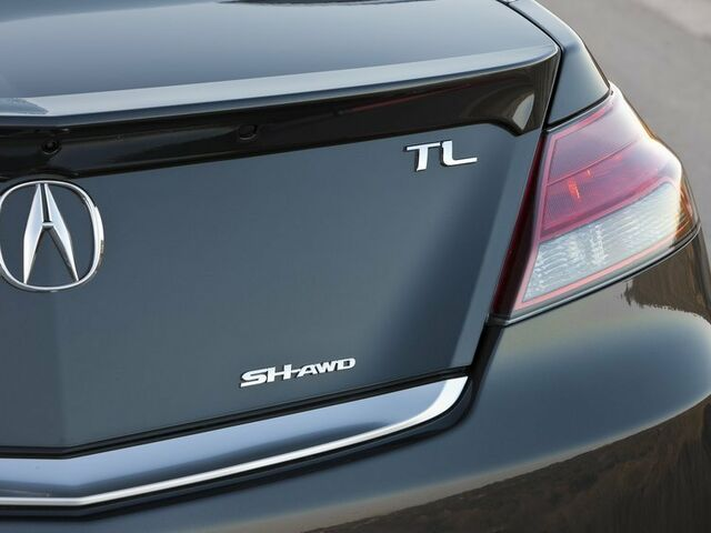 Acura TL null