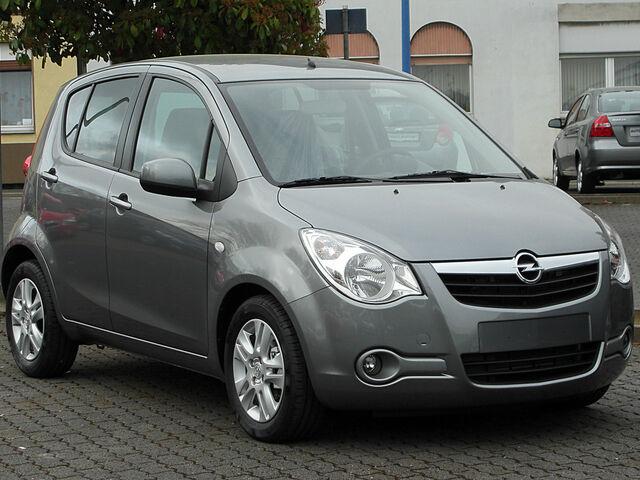 Opel Agila null