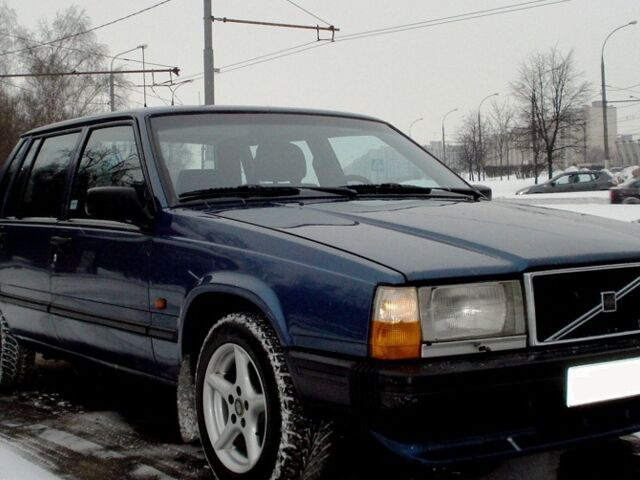 Volvo 740 null