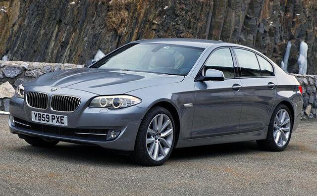 BMW 550 null