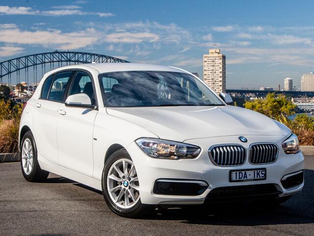 BMW 118 2015