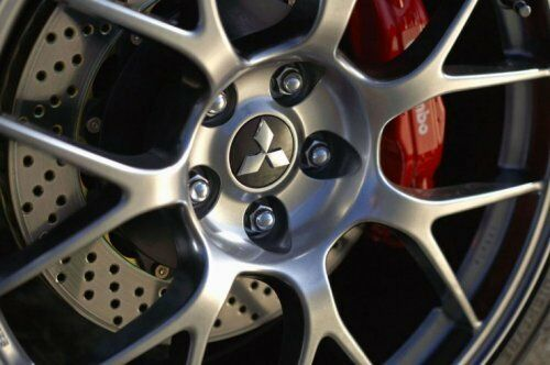 Mitsubishi Lancer Evolution null