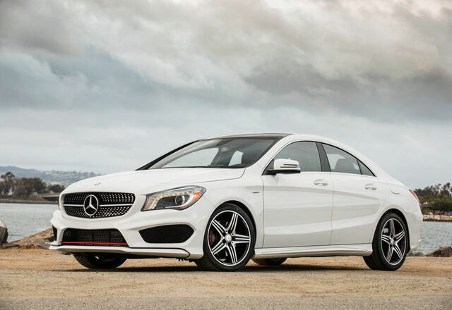 Mercedes-Benz CLA 250 2016
